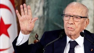 Tunisia's first freely elected President Beji Caid Essebsi dead