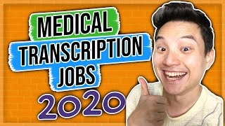 Medical Transcription Jobs At Home 2020 (Home Based Job Opportunity)