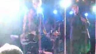 "Clip of Art Brut playing ""Pump Up the Volume"" in Rome"