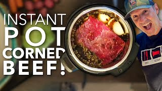 Instant Pot Corned Beef Brisket Recipes | Dads That Cook