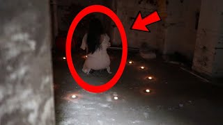 Terrifying Real Ritual Captured On Video Gone Wrong!!