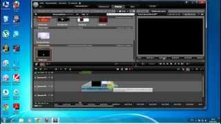 Pinnacle Studio 16 Видео урок - постепенное затемнение - как сделать? - YouTube