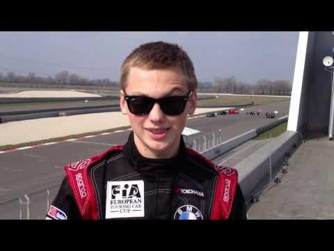 Maťo Homola zve na slovenský víkend FIA WTCC