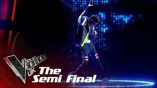 Donel's 'Planets' | The Semi Finals | The Voice UK 2019