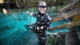 Ultimate River Treasure CHALLENGE!! (the golden item)   Jiggin' With Jordan