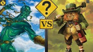 Djinni vs Leprechaun | Crypto Xing 05