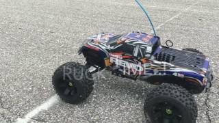 Sunday RC Drag-racing 132ft