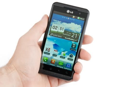 LG Optimus 3D (LG Thrill 4G) Review