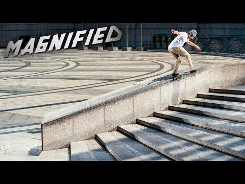 Magnified: Carlos Ribeiro
