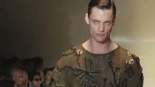 Gucci Presents: Mens Spring/Summer 2014 Runway Show