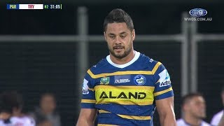 NRL Highlights: Parramatta Eels V North Queensland Cowboys – Round 14