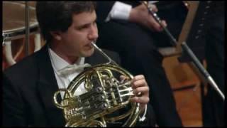 Horn Solo's Tchaikovsky Fifth Symphony Stefan Dohr
