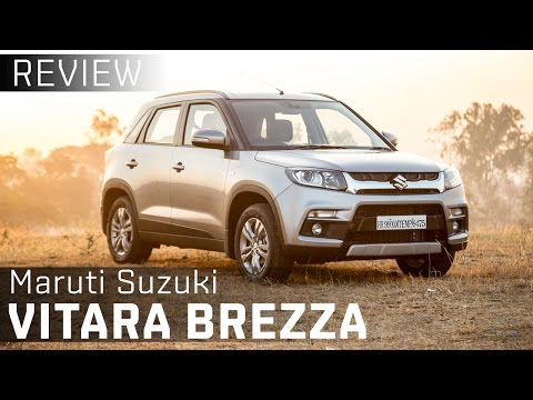 Maruti Suzuki Vitara Brezza :: Video Review :: ZigWheels India