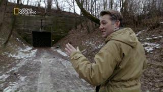 Schron kolejowy miał zapewnić ochronę Hitlerowi [Wielkie konstrukcje III Rzeszy]