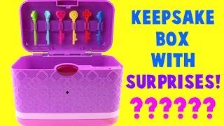 Password Journal Keepsake Box With Surprises! Num Noms Special Edition!