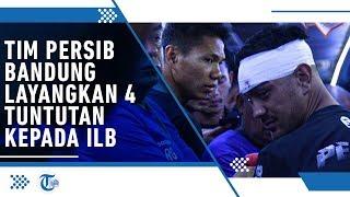 Persib Bandung Layangkan 4 Tuntutan Kepada LIB Pasca Bus Hancur Diserang