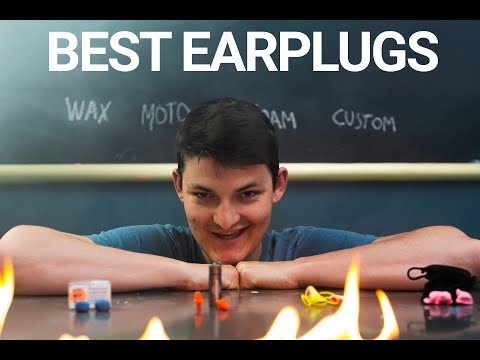 Motorcycle Ear Plugs: Battle of the Best