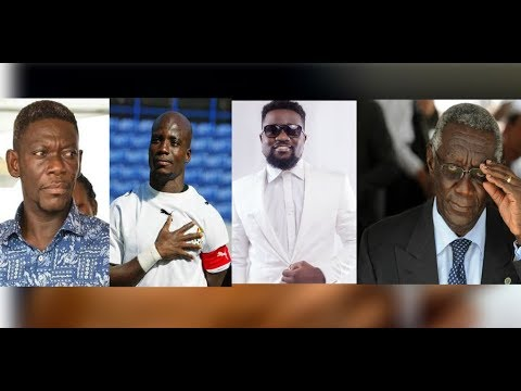 The Secret of Agya Koo, Sarkodie, Stephen Appiah And J.A. Kufour by Prophet Opatafour 28/10/18