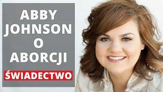 To DZIECKO uciekało… | Świadectwo Abby Johnson