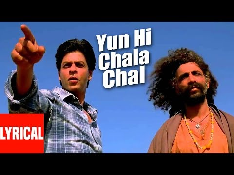 Yun Hi Chala Chal Lyrical Video | Swades | A.R. Rahman | Shahrukh Khan