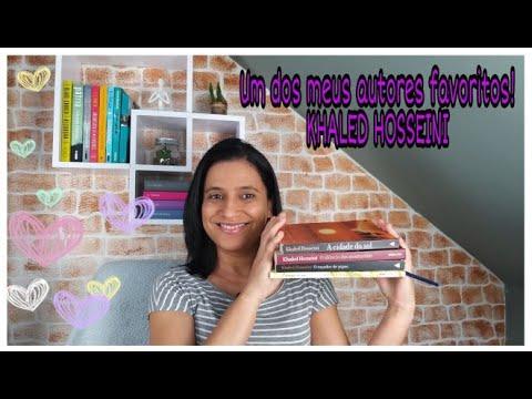 Khaled Hosseini - Meu autor favorito / Diário de Leitura S2