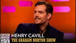 All The Things Henry Cavill Cant Do With A Moustache  - The Graham Norton Show