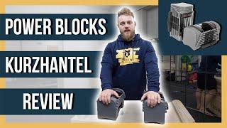 Power Blocks - Brauchst DU diese Kurzhanteln? REVIEW