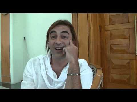 Amir Thaleb Interview - Cairo 2014 with Yasmina Ramzy