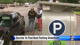 Secrets to find best parking downtown