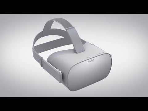 Oculus Go Standalone VR Headset Reveal Trailer - No Phone or Computer Required