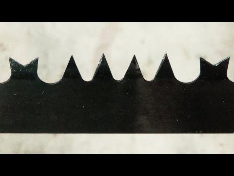 Виды ручных пил для мастерской. Профили и заточка зуба - DIY ЛИКБЕЗ