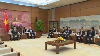Tin Tức 24h: Tăng cường hợp tác đầu tư xây dựng Đại học Việt - Nhật
