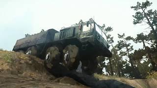 VideoImage1 Spintires: MudRunner