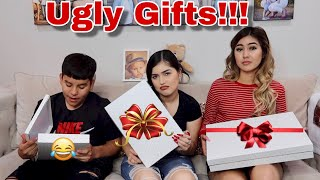 Surprising Them With Really Bad Christmas Gifts!!!
