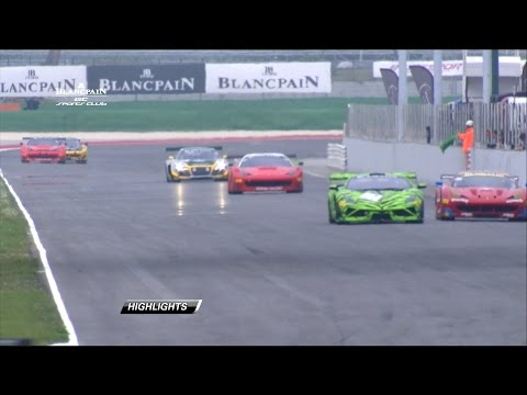 Blancpain GT Sports Club - Qualifying Highlights