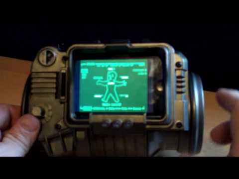 Pip-Boy 3000 iTouch