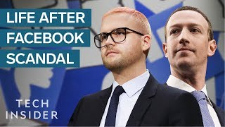 Christopher Wylie Talks About Life After Whistle-Blowing Facebook's Data Scandal