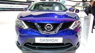 2015 Nissan Qashqai Diesel - Exterior and Interior Walkaround - Debut at 2014 Geneva Motor Show