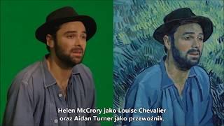 Twój Vincent - making of: ożywianie malarstwa Vincenta van Gogha