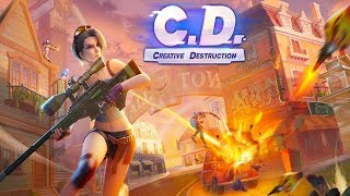 Creative Destruction - Android Gameplay ᴴᴰ