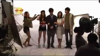 [Poster Shooting] High Kick 3 (하이킥3)  - Korean Drama 2011