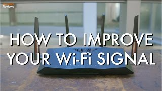 How to Boost Your Wi-Fi Signal Strength- Tips & Tricks