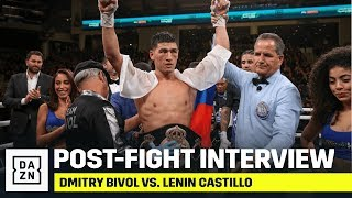 """Dmitry Bivol: """"Who Wants To Try To Beat Me?"""""""