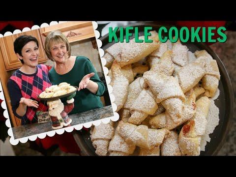How to Make Kifle Cookies – Christmas Cookie Recipe