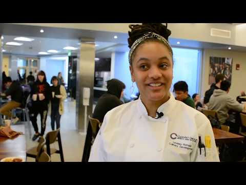 Guest Chef Lindsey Romain, Chef Lindsey returns to SBU as part of ourBlack History Month celebration on February 23
