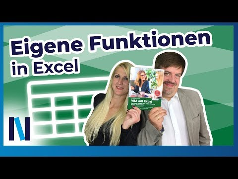 In Excel eigene Funktionen erstellen mit VBA – simple Programmierung, die jeder kann (deutsch)