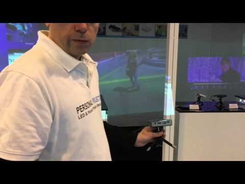 Review: NEW Pico Genie P200 LED Projector