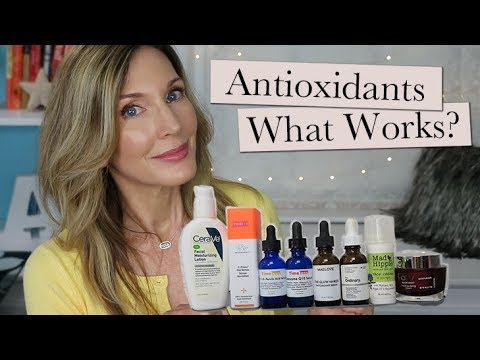 , title : 'Antioxidants for Anti Aging ~ What Works, How to Choose'