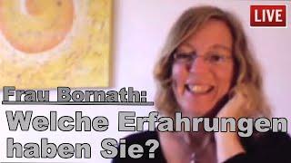 Bürgermeisterwahl Wiesenburg 2014 - Dorothee Bornath - Ihre Qualifikation als Bürgermeisterin?