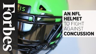 A New Helmet For The NFL's Concussion Problem..